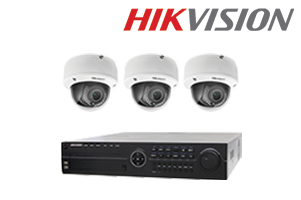 Hikvision CCTV Package 3